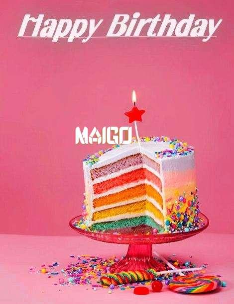 Maigo Birthday Celebration