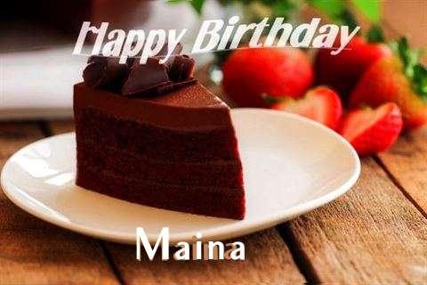 Wish Maina