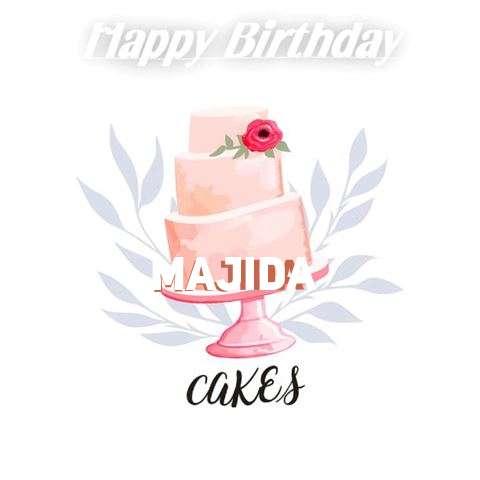 Birthday Images for Majida