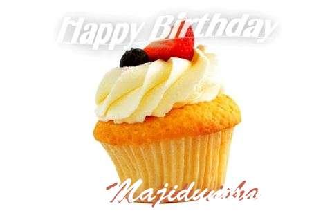 Birthday Images for Majidunisha