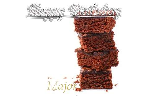 Major Birthday Celebration
