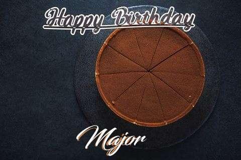Happy Birthday to You Major