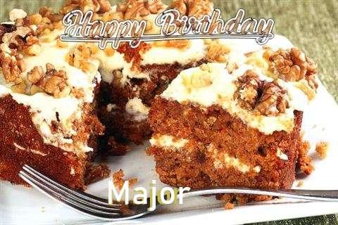 Major Cakes