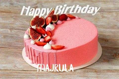 Happy Birthday Majrula