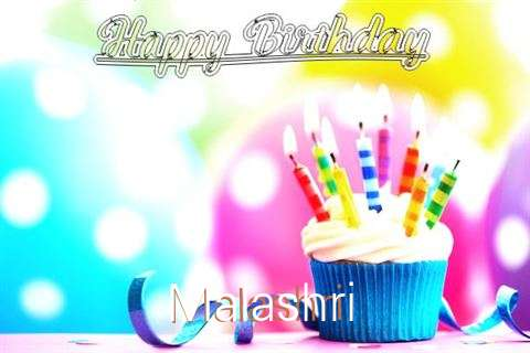 Happy Birthday Malashri