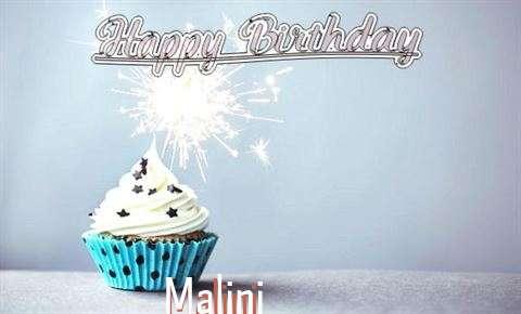Happy Birthday to You Malini