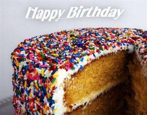 Happy Birthday Wishes for Mallika