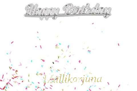 Happy Birthday to You Mallikarjuna