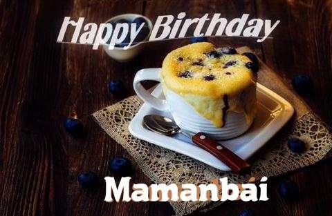 Happy Birthday Mamanbai