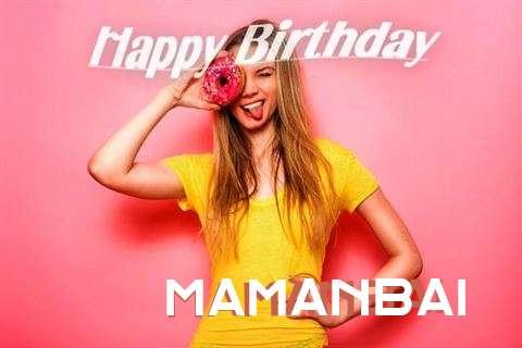 Happy Birthday to You Mamanbai