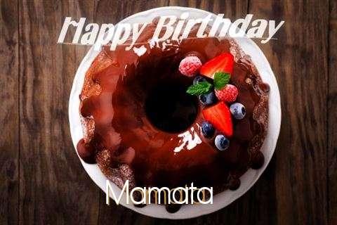 Wish Mamata