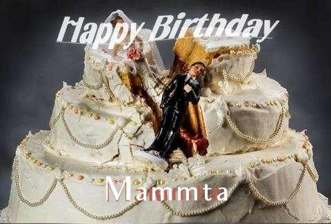 Happy Birthday to You Mammta