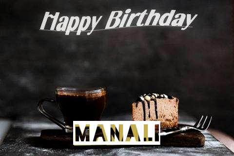 Happy Birthday Wishes for Manali