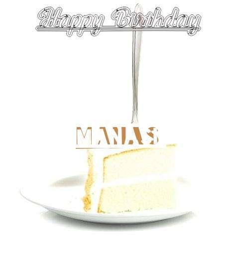 Happy Birthday Wishes for Manasi