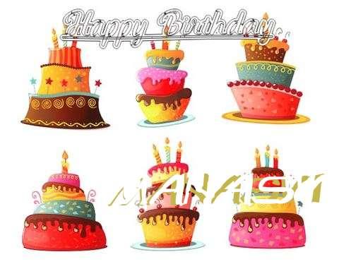 Happy Birthday to You Manasvi