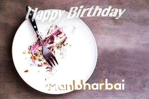 Happy Birthday Manbharbai