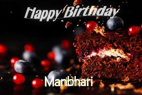 Birthday Images for Manbhari