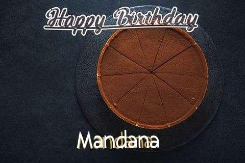Happy Birthday to You Mandana