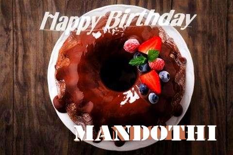 Wish Mandothi