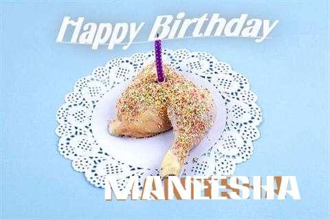 Happy Birthday Maneesha