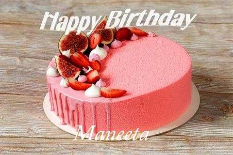 Happy Birthday Maneeta