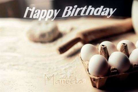 Happy Birthday to You Maneeta