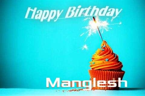 Birthday Images for Manglesh