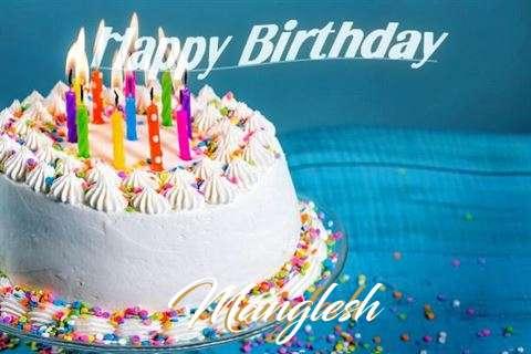 Happy Birthday Wishes for Manglesh