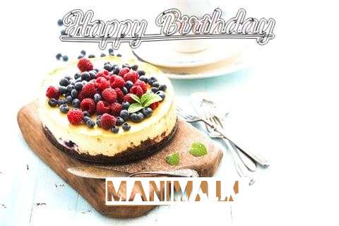 Happy Birthday Manimala