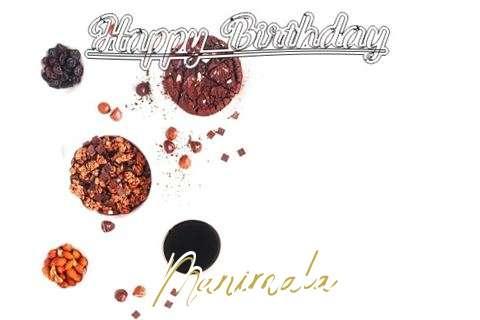 Happy Birthday Wishes for Manimala