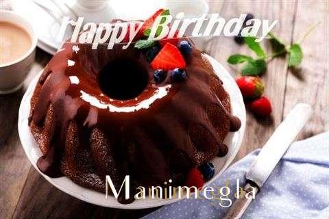 Happy Birthday Manimegla