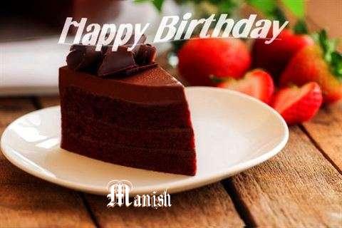 Wish Manish