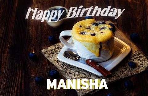 Happy Birthday Manisha