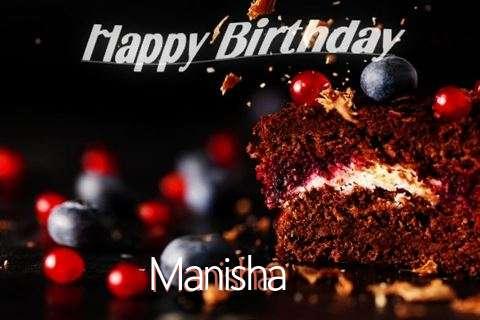 Birthday Images for Manisha