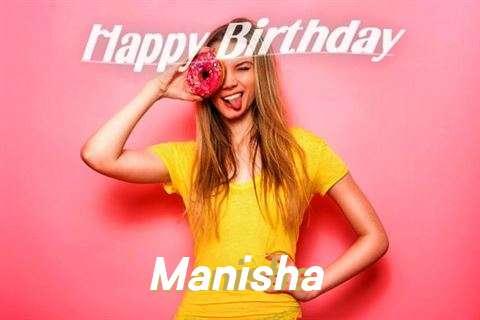 Happy Birthday to You Manisha