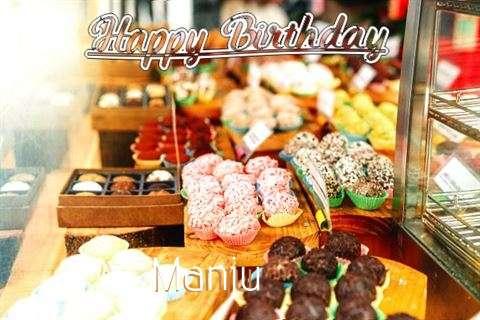 Happy Birthday Manju