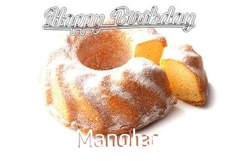 Happy Birthday to You Manohar