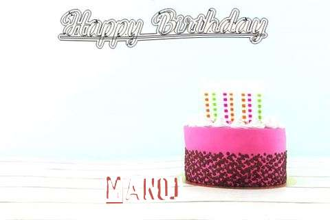 Happy Birthday to You Manoj