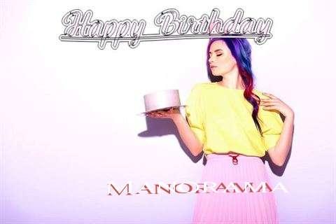 Manorama Birthday Celebration