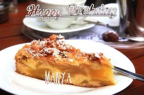 Happy Birthday Manya