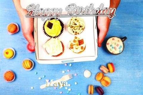 Maya Cakes