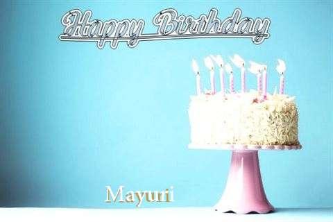 Birthday Images for Mayuri