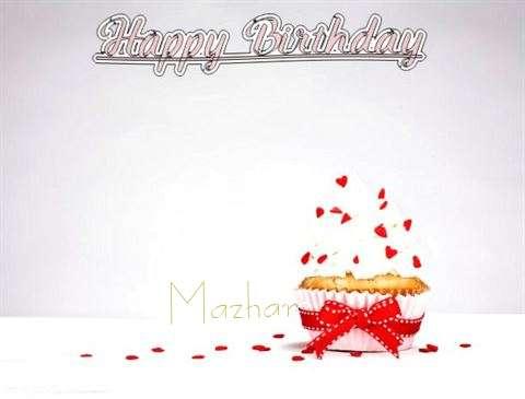 Happy Birthday Mazhar