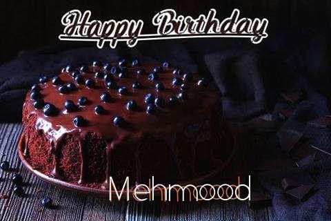 Happy Birthday Cake for Mehmood