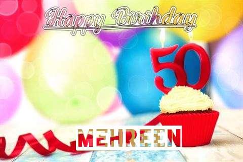 Mehreen Birthday Celebration