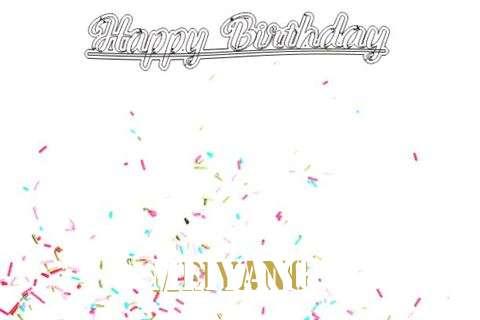 Happy Birthday to You Meiyang