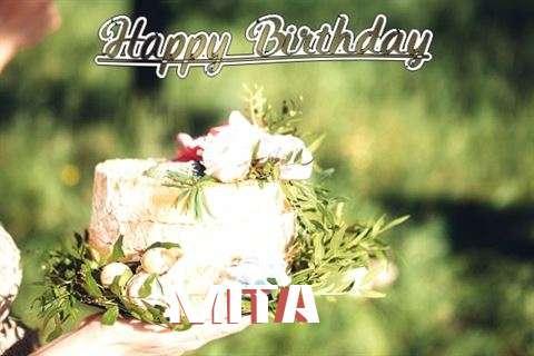 Birthday Images for Mita
