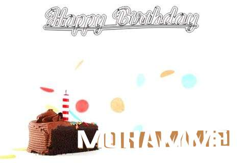 Happy Birthday Cake for Mohammed