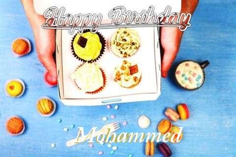 Mohammed Cakes