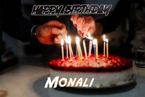 Monali Cakes